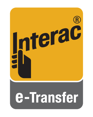 Interac E Transfer available